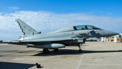 MM55132 - Eurofighter Typhoon EF2000(T) - Italy - Air Force