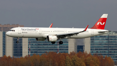 VQ-BJD - Airbus A321-253N - Nordwind Airlines