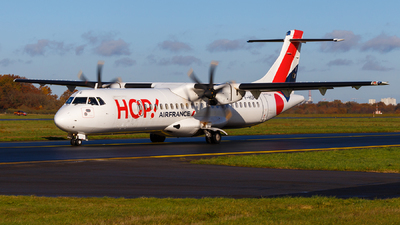 A picture of FHOPZ - ATR 72600 - [1265] - © Jean-Philippe SL