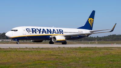 A picture of EIENO - Boeing 7378AS - Ryanair - © Carlos Miguel Seabra