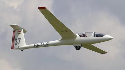 HA-4402 - SZD 48 Jantar Standard 2 - Magyar Repülõ Szövetség