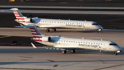 N730SK - Bombardier CRJ-701 - American Eagle (SkyWest Airlines)