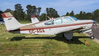 CC-AGA - Beechcraft F33A Bonanza - Private