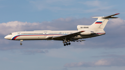 RA-85686 - Tupolev Tu-154M - Russia - Air Force