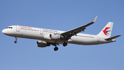 B-8396 - Airbus A321-211 - China Eastern Airlines