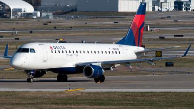 N201JQ - Embraer 170-200LR - Delta Connection (Republic Airlines)