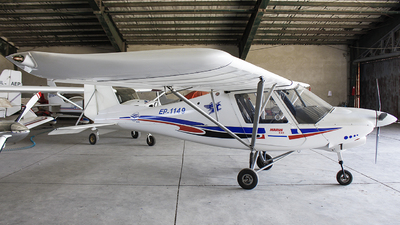 EP-1149 - Ikarus C-42 - Private