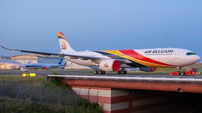 F-WWKQ - Airbus A330-941 - Air Belgium