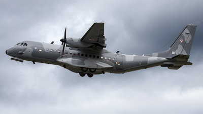 011 - CASA C-295M - Poland - Air Force