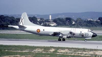 P.3-4 - Lockheed P-3A Orion - Spain - Air Force