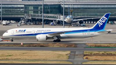 JA884A - Boeing 787-9 Dreamliner - All Nippon Airways (Air Japan)