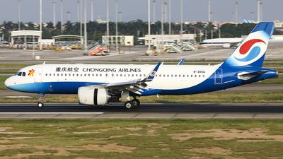 B-305Q - Airbus A320-251N - Chongqing Airlines