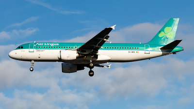 A picture of EIDEC - Airbus A320214 - Aer Lingus - © Tommy.L