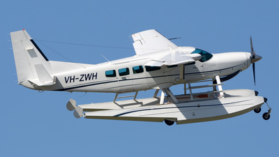 A picture of VHZWH - Cessna 208 Caravan I - [20800399] - © Mark B Imagery