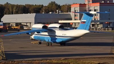 RF-72011 - Antonov An-72 - Russia - Federal Border Guards Aviation Command