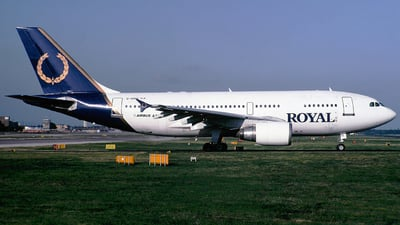 C-GRYI - Airbus A310-304 - Royal Airlines