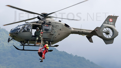 T-361 - Eurocopter EC 635P2+ - Switzerland - Air Force