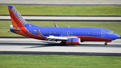 N398SW - Boeing 737-3H4 - Southwest Airlines