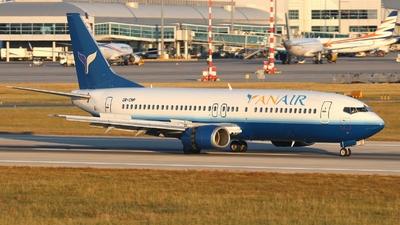 UR-CNP - Boeing 737-4Y0 - YanAir