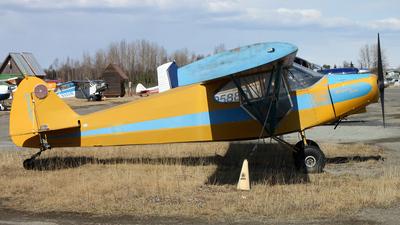 A picture of N37961 - Piper J5A Cub Cruiser - [5832] - © Kevin Porter