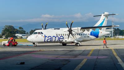 HC-CMB - ATR 42-500 - TAME Ecuador