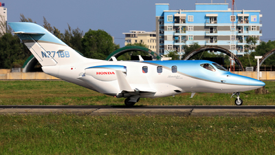N271BB - Honda HA-420 HondaJet Elite - Honda Aviation