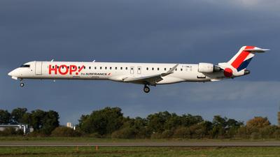 F-HMLE - Bombardier CRJ-1000 - HOP! for Air France