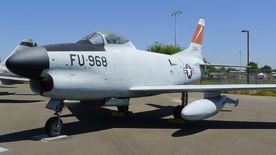 51-2968 - North American F-86L Sabre - United States - US Air Force (USAF)