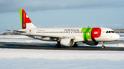 CS-TNS - Airbus A320-214 - TAP Air Portugal