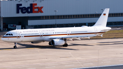 15-04 - Airbus A321-231 - Germany - Air Force