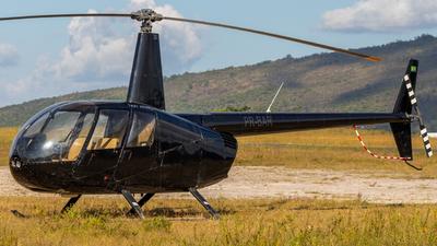 PR-BAR - Robinson R44 Raven II - Private