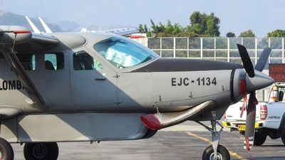 EJC1134 - Cessna 208B Grand Caravan - Colombia - Army