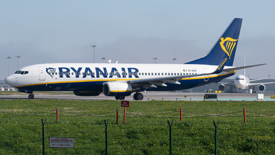 A picture of EIDAO - Boeing 7378AS - Ryanair - © Rui Cardoso