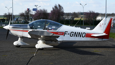 F-GNNO - Robin HR200/120B - Private