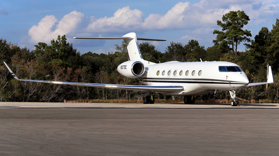 N827DC - Gulfstream G650ER - Private