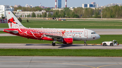A picture of VQBCP - Airbus A319111 - Rossiya - © Alexandr Shatsky