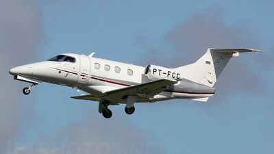 PT-FCC - Embraer 500 Phenom 100 - Private