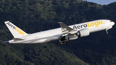 D-AALB - Boeing 777-FZN - AeroLogic