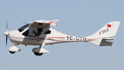 TC-UTH - Flight Design CTLS - Private