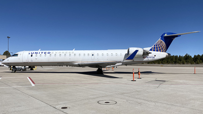 A picture of N797SK - Bombardier CRJ701ER - United Airlines - © Alexander Aston