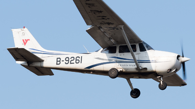 B-9261 - Cessna 172R Skyhawk - Civil Aviation Flight University of China