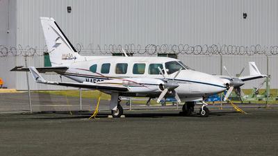 N456DA - Piper PA-31-325 Navajo C/R - Masa Assist