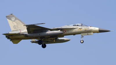 1478 - AIDC F-CK-1C Ching Kuo - Taiwan - Air Force