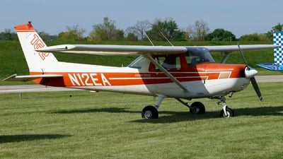 N12EA - Cessna 152 II - Private