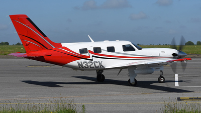 N32CK - Piper PA-46-500TP Malibu Meridian - Private