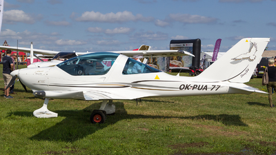 OK-PUA77 - TL Ultralight TL-2000 Sting S4 - Private