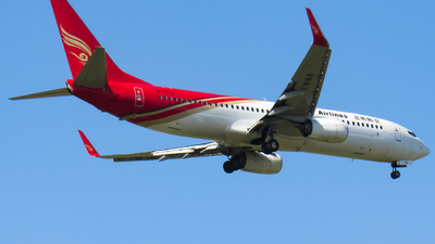 B-1331 - Boeing 737-8LY - Kunming Airlines