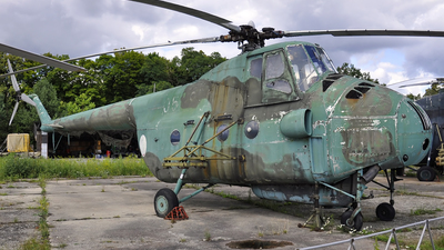 0599 - Mil Mi-4 Hound - Czech Republic - Air Force