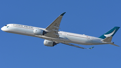A picture of BLXC - Airbus A3501041 - Cathay Pacific - © Juan Contreras