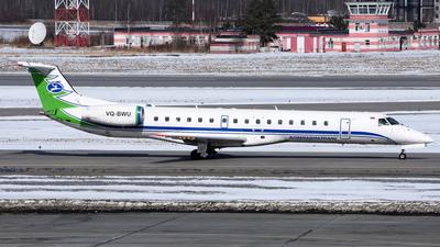 VQ-BWU - Embraer ERJ-145LI - Komiaviatrans
